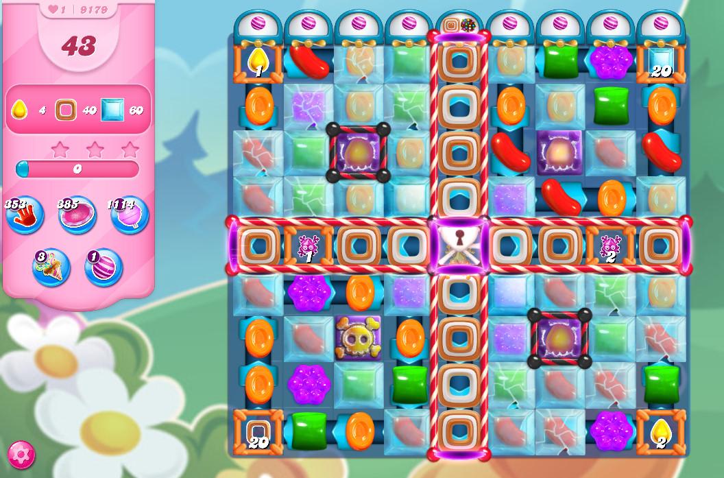 Candy Crush Saga level 9179