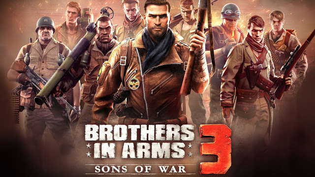 brothers in arms 3 hack mod apk