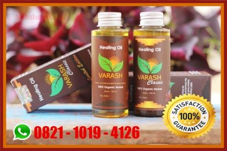 VARASH OIL HERBAL WARISAN LELUHUR NUSANTARA