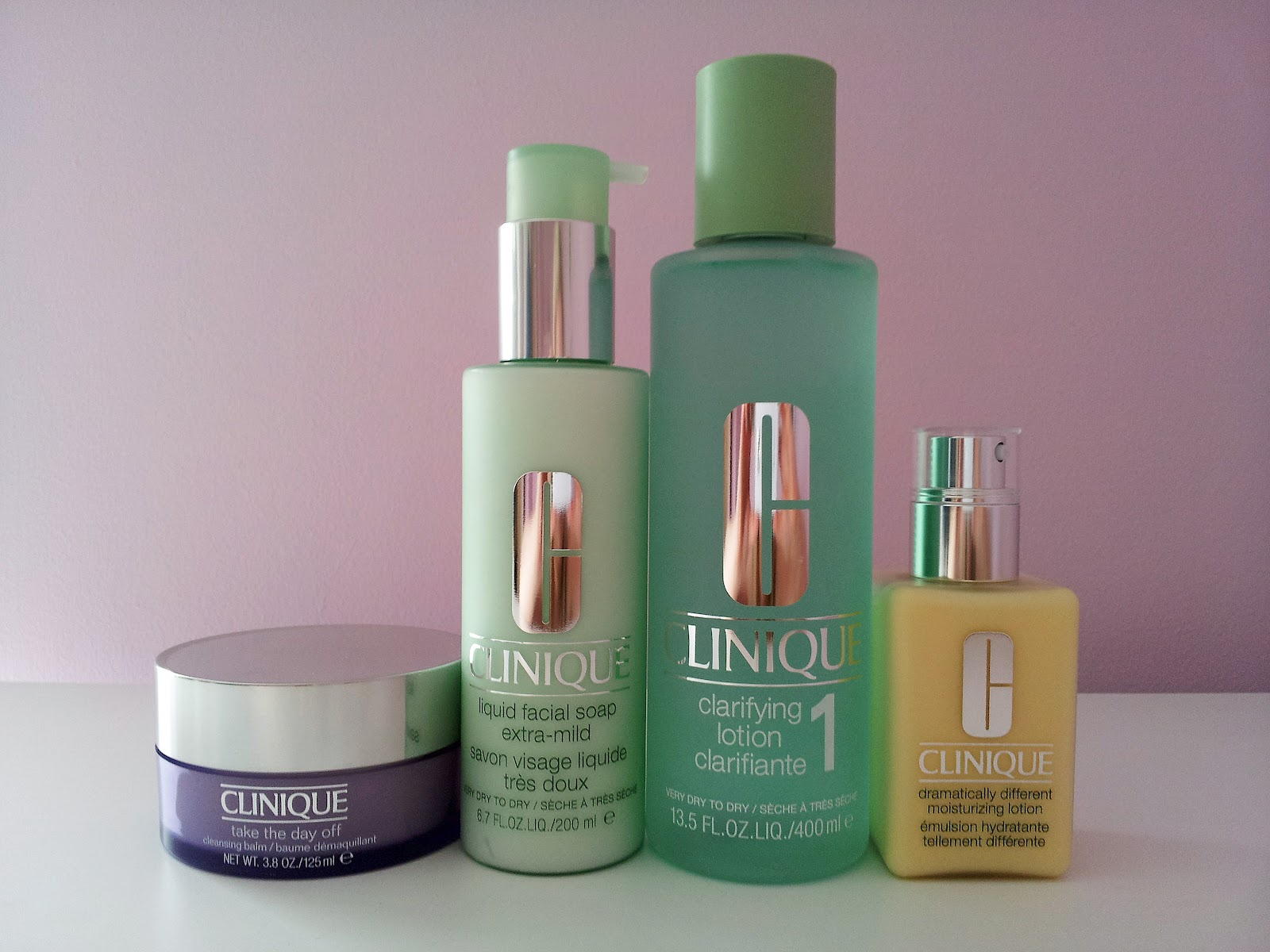 Clinique Skin Care Products