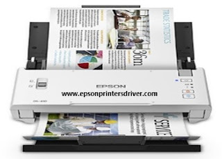 Epson DS-410 Driver Download For Windows and Mac OS