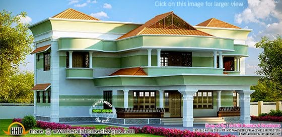 House design by Acube builders