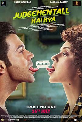 Judgementall Hai Kya 2019 Hindi Pre-DVDRip 700MB
