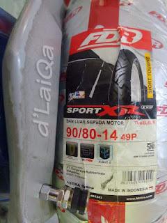 ban luar FDR Sport XR Evo masih dalam kemasan