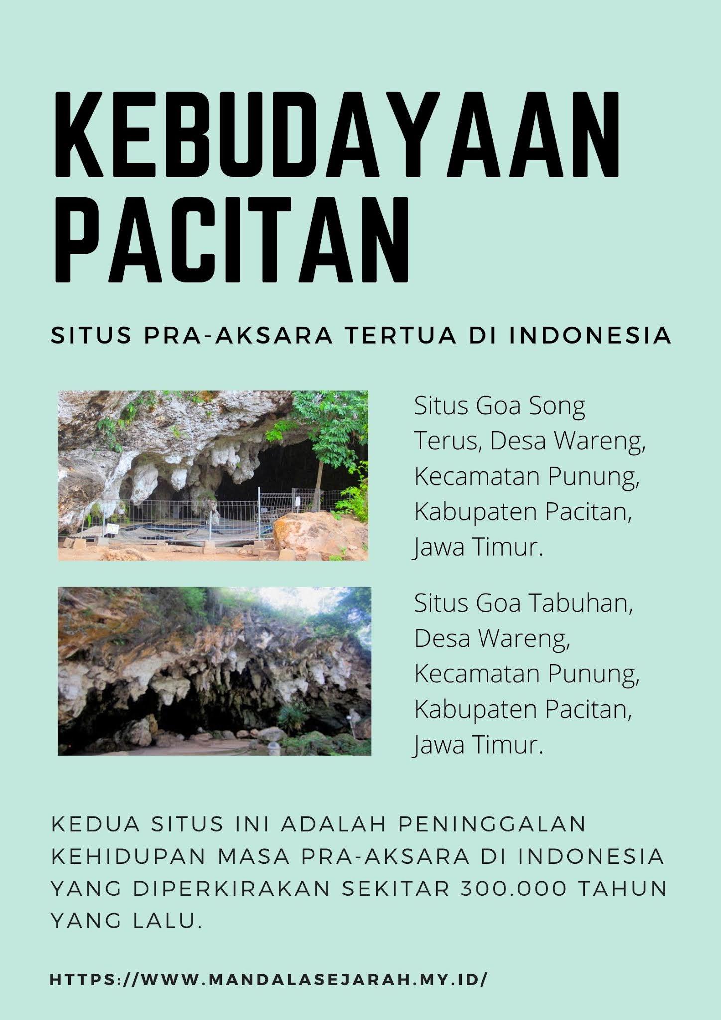 Situs kebudayaan pacitan