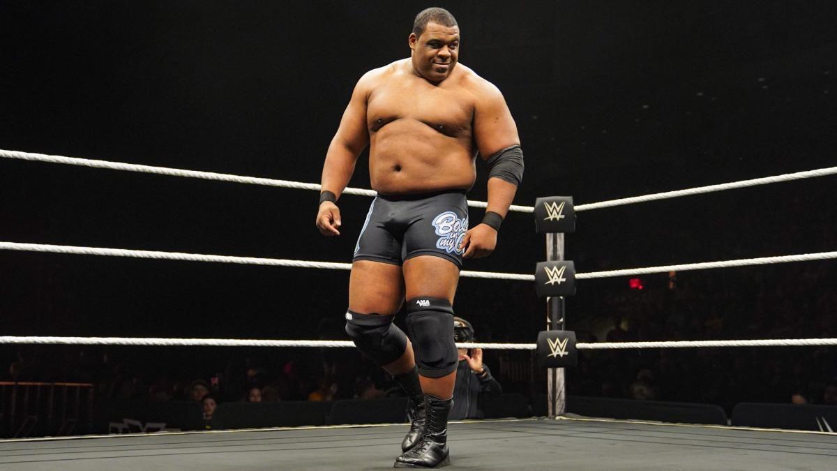 Possível razão para a ausência de Keith Lee da WWE