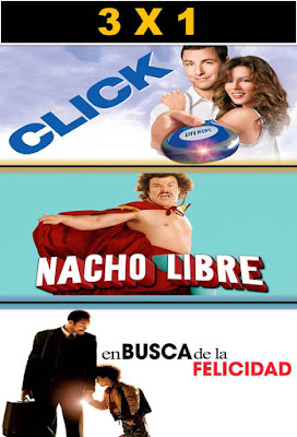 Combo Pack Vol 210 Custom HDRip NTSC Latino 5.1