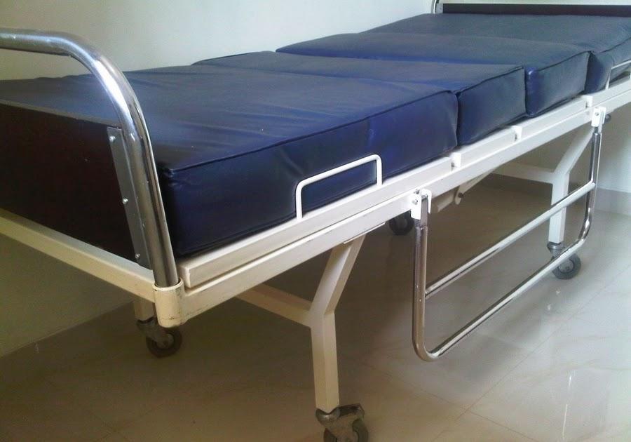 Jual Tempat Tidur Pasien 2 Crank Bekas Toko Medis Jual Alat Kesehatan