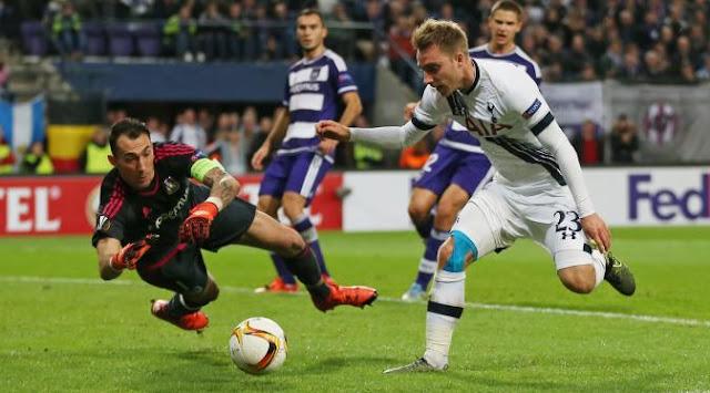 Tottenham Hotspur vs Anderlecht