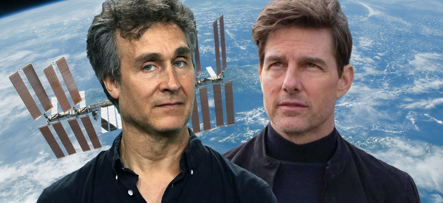 Doug Liman will direct the film with Tom Cruise filmed in space