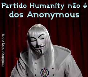 Humanity party anonymous