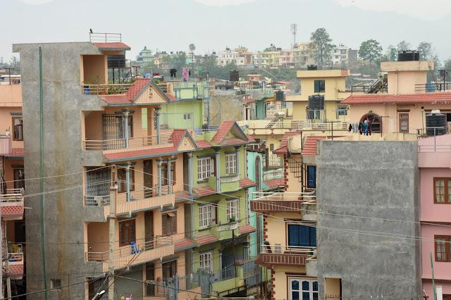 Centre ville Katmandou