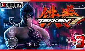 تحميل لعبة تيكن Tekken 7 للاندرويد ppsspp مجانا من ميديا فاير