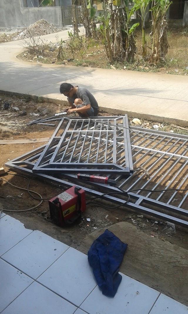Harga Pagar Minimalis Terbaru Update 2019