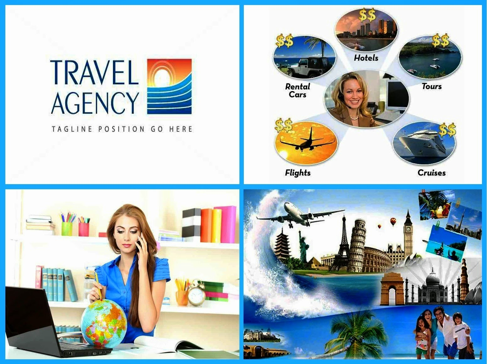 online tourism business plan