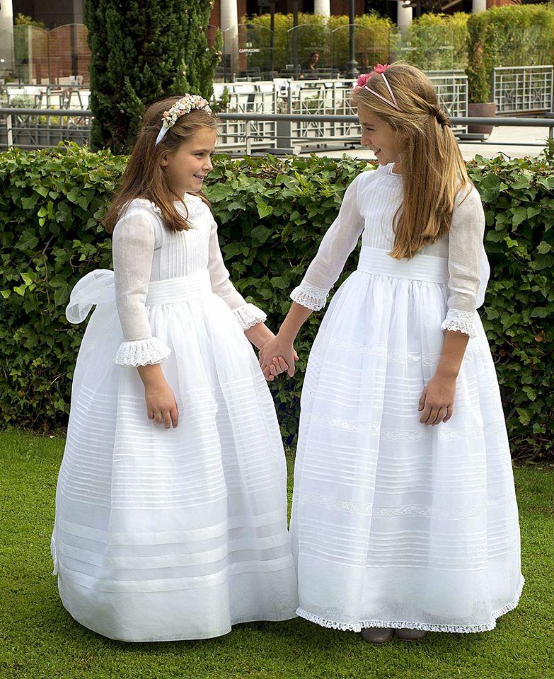 Vestidos comunion en madrid