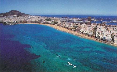 Mi Gran Canaria: CANTERAS, PLAYA DE LAS (LAS PALMAS DE GC)