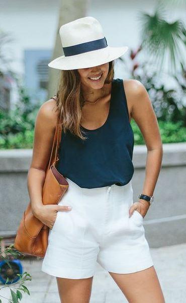 Wardrobe Essentials: the Silk Tank