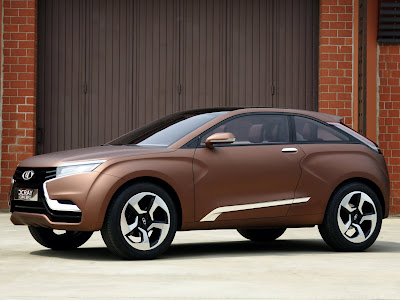 2013 Lada XRay Concept Normal Resolution HD Wallpaper 5