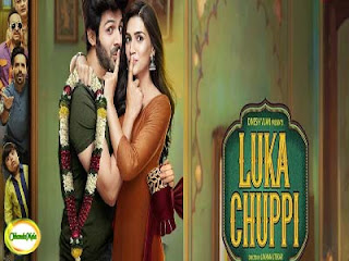 Luka Chuppi 2019 Review Poster