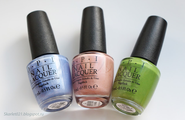 OPI collection New Orleans