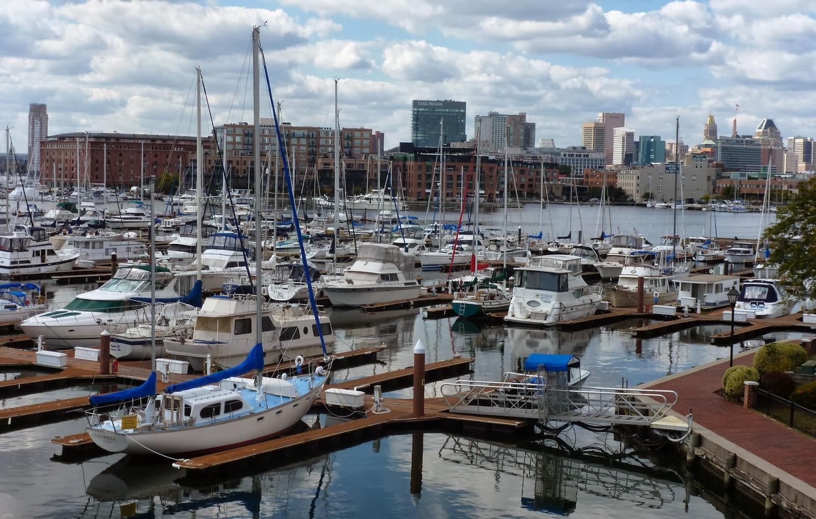 LAZY W: Baltimore
