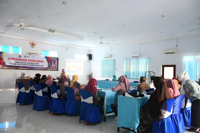 Usaha mikro di Sinjai secara perlahan mulai bergerak di masa pandemi Covid-19. Hal ini tidak lepas dari bantuan stimulus yang dikucurkan pemerintah. Salah satunya yang disalurkan melalui Bank Rakyat Indonesia (BRI).