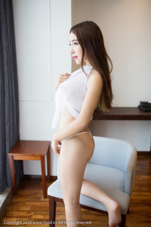 TGOD推女神 NO247 2016.09.24 歆小兔chobits