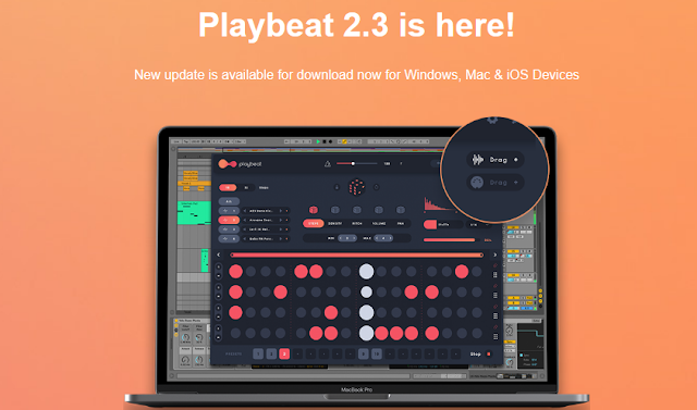 Playbeat 2.0 by Audiomodern