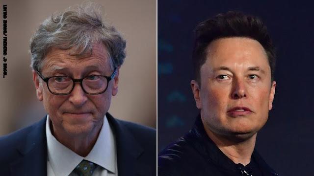 ماذا قال إيلون موسك عن شراء بيل غيتس سيارة بورش كهربائية؟