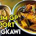 Makan Gulai Seafood Panas Di Restoran Halim Gulai Panas Airport Pulau Langkawi
