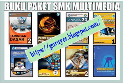 Download Gratis Buku Paket SMK Multimedia K13
