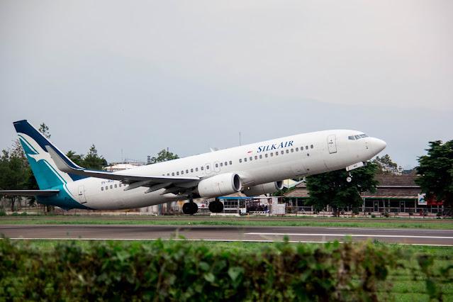 Silk Air 738