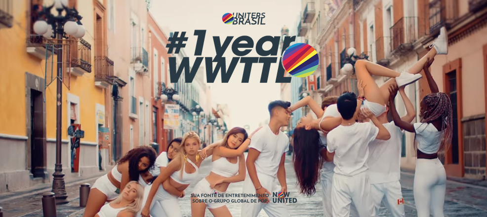 PROJETO: #1YearWWTTL (1 ano de Who Would Think That Love)