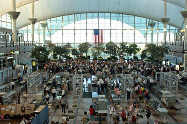 The Denver International Airport is Illuminati's headquarters