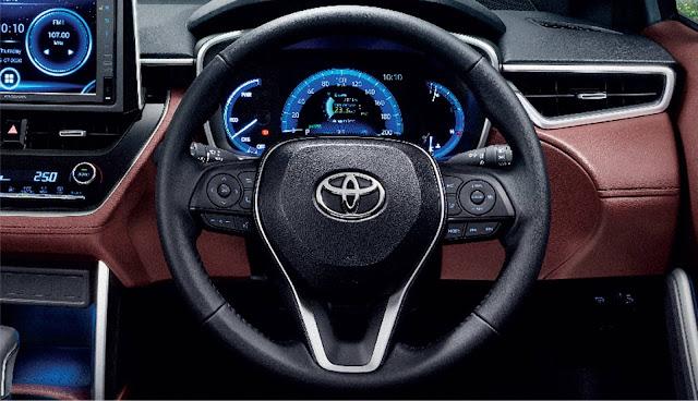 Novo Toyota Corolla Cross 2021
