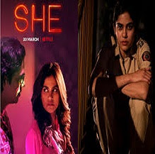 She Web Series Review & Trailer