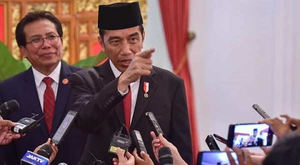 Pernyaataan Terbaru Jokowi Soal Banjir Jakarta, Anies dan Menteri PUPR Kena