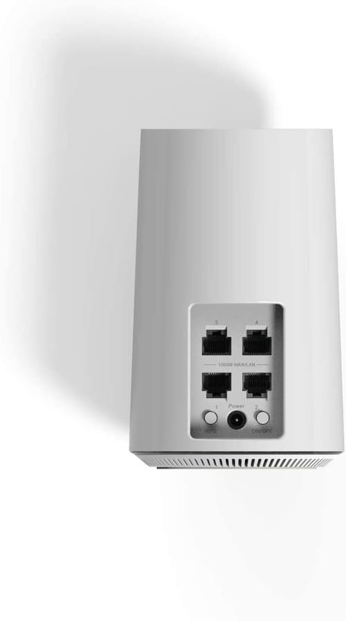 Review AZORES AX1500 Smart WiFi 6 Router