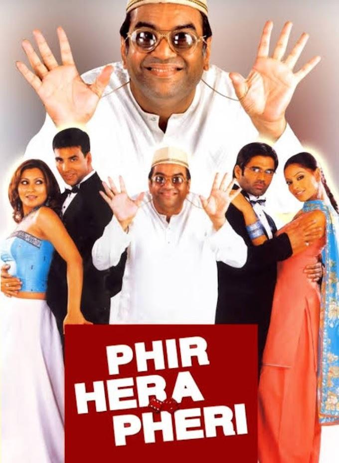 Phir Hera Pheri Full Movie Download 480p HD