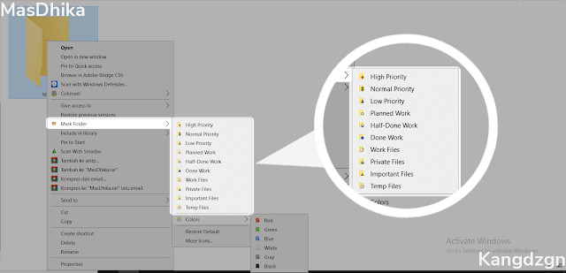 Cara Mengubah Warna Folder di Windows dengan Mudah