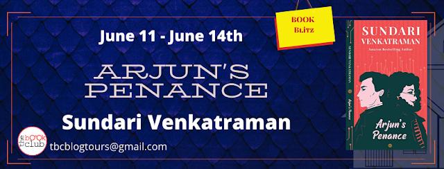 Arjun's Penance by Sundari Venkatraman | Ishithaa.com Book Blogger