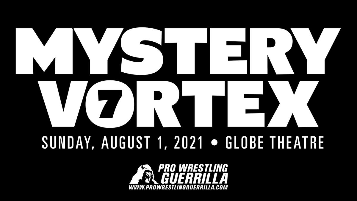 Cobertura: PWG Mystery Vortex 7 – No apagar das luzes!