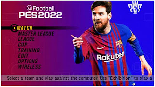 Download PES 6 PPSSPP MOD 2022 Best Graphics HD Patch New Kits & Update Latest Transfer