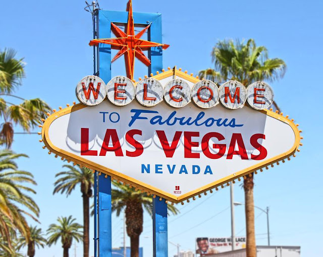 Las Vegas, now don't you want to be there?