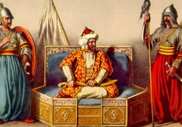 Türk İslam Devletlerinde hükümdarlık sembolleri nelerdir?