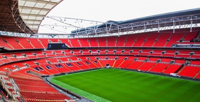 Stadium Liga Inggris