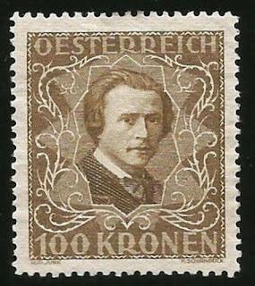 1922 Austria composer Hugo Wolf