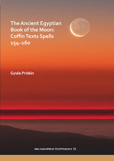 Book cover for The Ancient Egyptian Book of the Moon