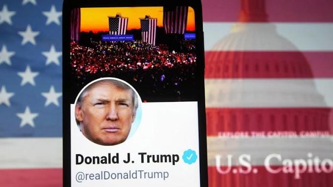 """Twitter suspende a Trump permanentemente por el """"riesgo de mayor incitación a la violencia"""""""